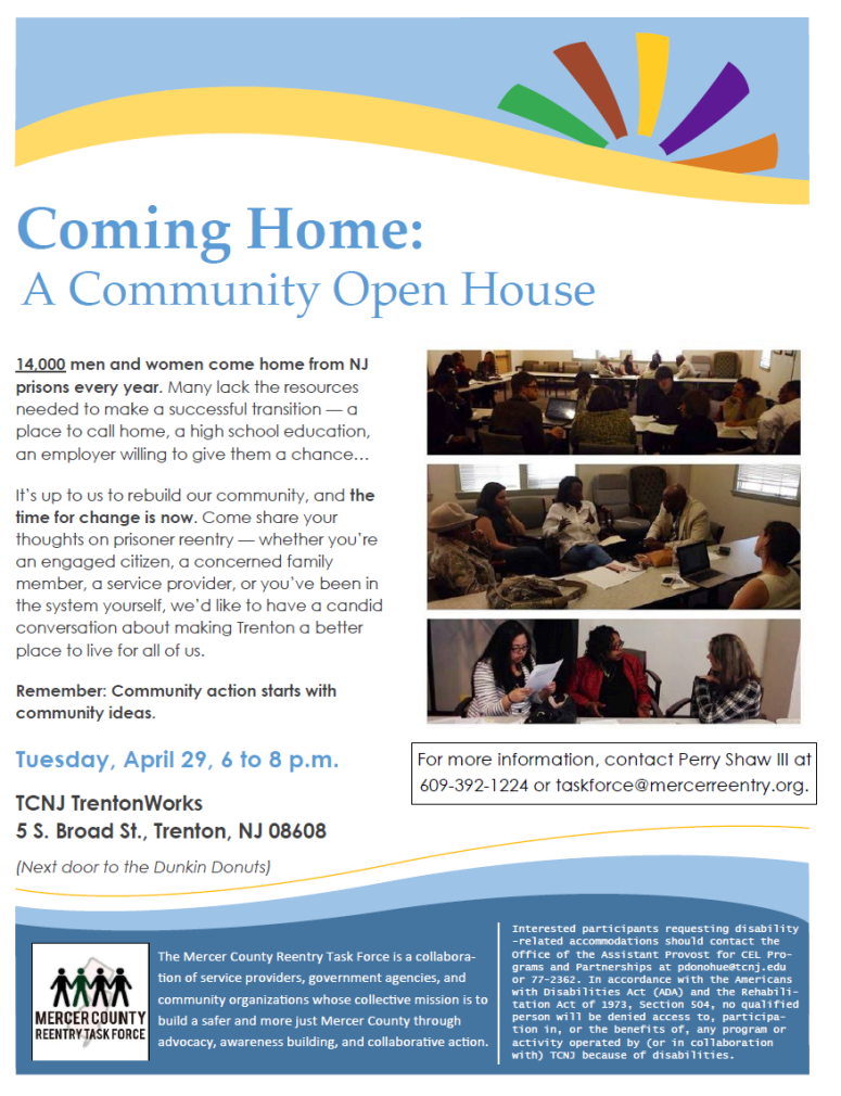 First Community Open House